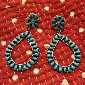 Vintage Navajo earrings